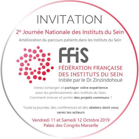 2ième Journée Nationale des Instituts du Sein